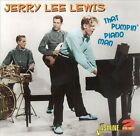 That Pumpin' Piano Man by Jerry Lee Lewis (CD, Apr-2010, Jasmine Records)