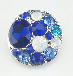 DIY-3D-Rhinestone-Drill-Snaps-Chunk-Charm-Button-Fit-For-Leather-Bracelets-1