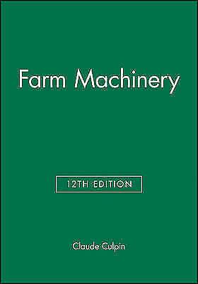 1 of 1 - Farm Machinery-ExLibrary
