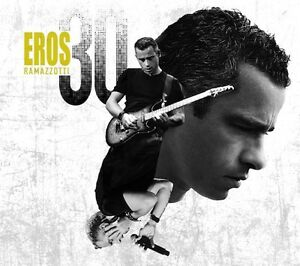 Eros 30 eros ramazzotti 2 cd set sealed new 2014 888750300324