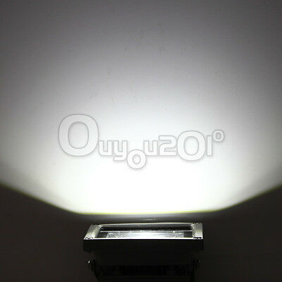 10W Solar Power LED Flood Light Garden Spotlight Waterproof IP44 Outdoor Lamp UK