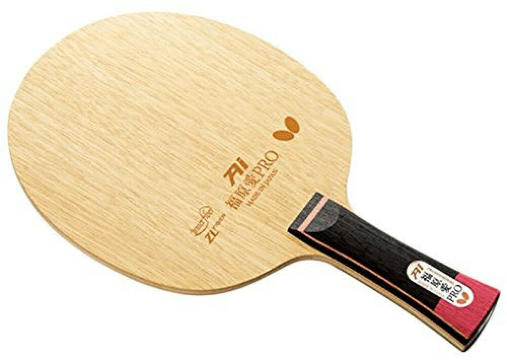 New Butterfly Fukuhara Ai PRO ZLF FL Table Tennis Blade Paddle Fast Sipping