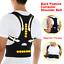 Upper-Back-Posture-Corrector-Shoulder-Lumbar-Support-Magnetic-Brace-Belt-Unisex thumbnail 1