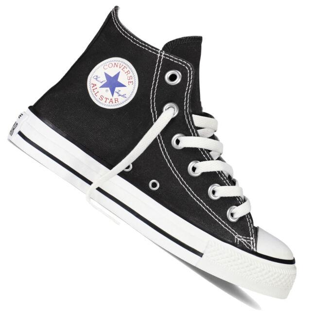 eba9c0400023 Shoes Converse Chuck Taylor All Star Youths Size 28 3J231C Black