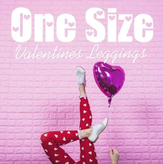 41f3c80e64b05f LuLaRoe One Size (os) Valentine's Mystery Leggings for sale online ...