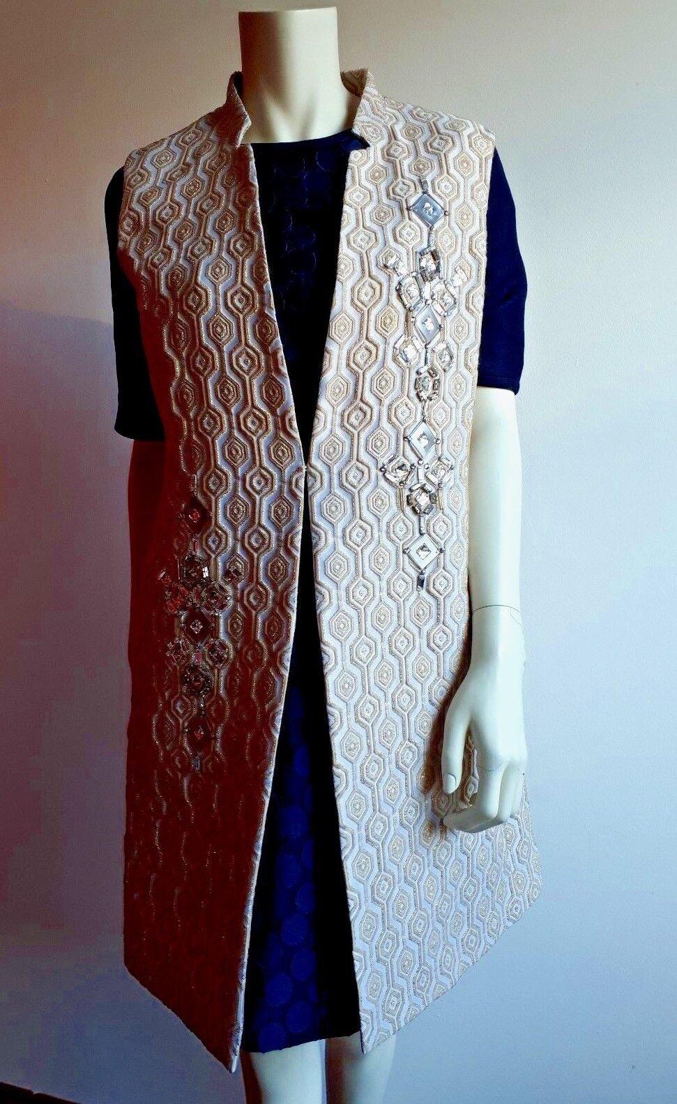 MARINA RINALDI by MAX MAX MAX MARA Vest PLUS size 23 MR_ W14 USA_18 GB_ 44 D_52 I 05e838