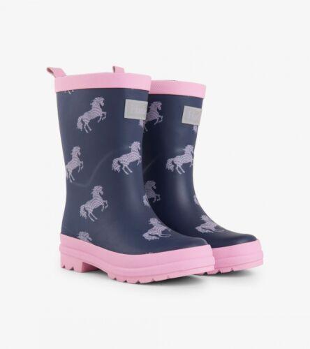 Hatley Horse Silouhette Rain Boots