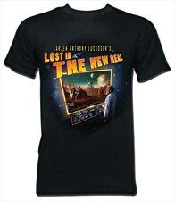 Arjen Lucassen - Lost in the New Real - T-Shirt - Größe / Size L - Neu