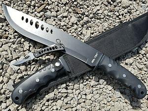 2-in-1-MACHETE-Messer-Outdoorset-AXT-Beil-Angeln-Jagd-Buschmesser