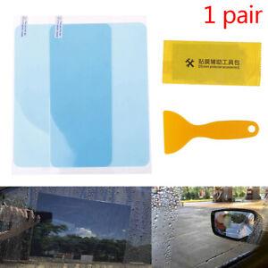 1Pair-Anti-Fog-Car-Mirror-Window-Clear-Anti-Light-Rearview-Mirror-Rainproof-PN