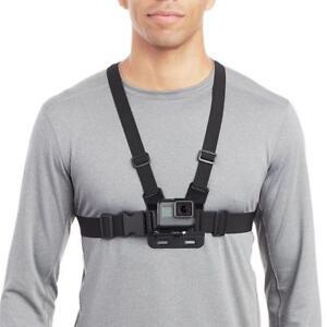 für Gopro hero 5 4 SJCAM SJ4000 Brustgurt Action Aktion Cam Kamera Brustgurt