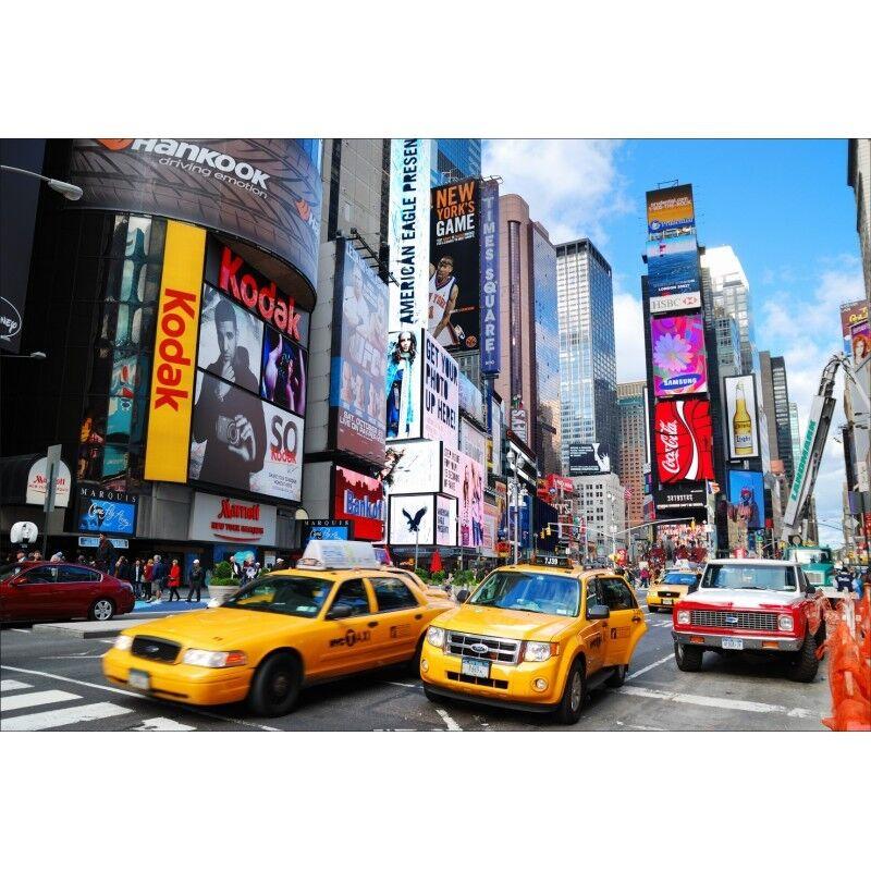 Célébrez Noël, accueillez le Nouvel An et vous le rend! New Papier peint géant New rend! York City1458 3846c9