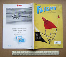 "1952 ""Flight"" Magazine. Commercial Aircraft & Airline Special"