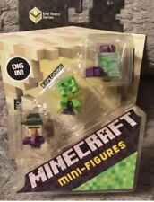 Exploding Creeper Minecraft MINI-FIGURES Potion-Drinking sorcière endermites