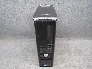 Dell Optiplex 760 Desktop DT PC Intel Core 2 Duo E8400 3.0GHz 4GB RAM 250GB HDD