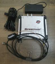 FitPow AC//DC Adapter for Impinj Netzteil f/ür Speedway Revolution R420 IPJ-REV-R420-GX21M1 IPJ-REV-R420-EU11M1 UHF RFID 4-Port Reader Power Supply Cord Cable PS Charger Mains PSU