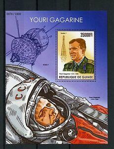 Guinea-2015-MNH-Yuri-Gagarin-1v-S-S-Space-Astronauts-Vostok-1-Youri-Gagarine