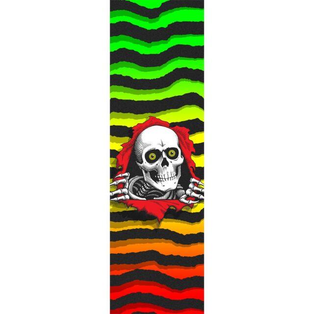 "Powell Peralta Rat Bones Fade Skateboard Griptape 9"" X 33"""