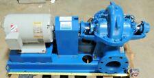 New Weinman Horizontal Split Case Pump 175 Max Psi 647 Gpm Pn 112195