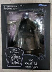 Brand New TALL VAMPIRE The Nightmare Before Christmas Diamond Select figure RARE
