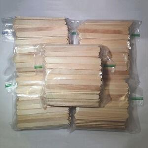 100pcs-Natural-Wood-Popsicle-Sticks-Wood-Bulk-Original-Timber-Sticks-Hot