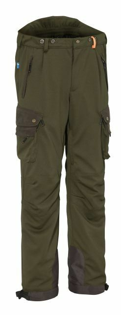 Swedteam Hunting Trousers Crest Light Classic - Olive Green - Membrane -