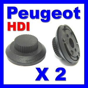 PEUGEOT-HDI-ENGINE-COVER-CLIPS-DIESEL-206-207-306-307-406-607-Partner-X2