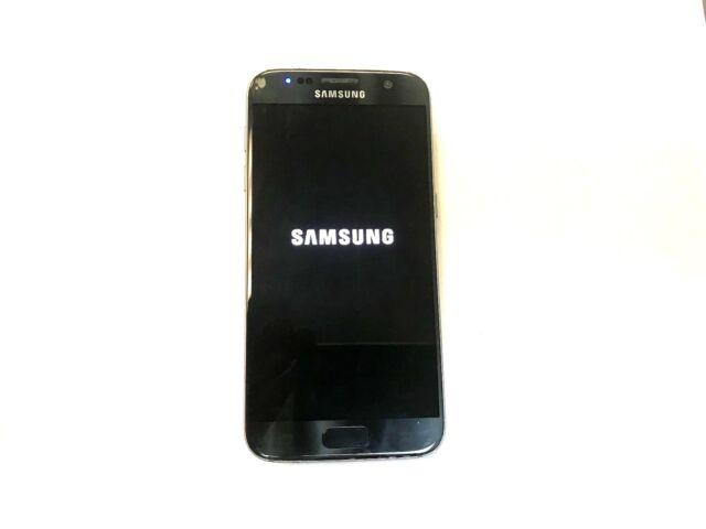 Samsung Galaxy S7 SM-G930 - 32GB Black GSM Unlocked Smartphone Heavy Wear