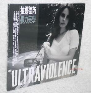 Lana Del Rey Ultraviolence Deluxe Edition Taiwan Cd W Obi Digipak 602537857548 Ebay