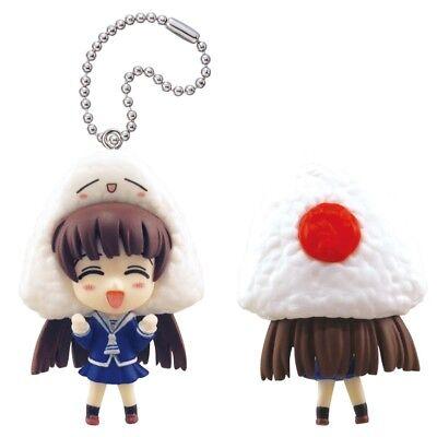 C78 Takara Tomy Fruits Basket Costume Ball Chain Mascot Tohru Honda Keychain