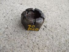 Oliver 70 Tractor Original Main Steering Spindle Shaft Top Not Hold Sector Gear