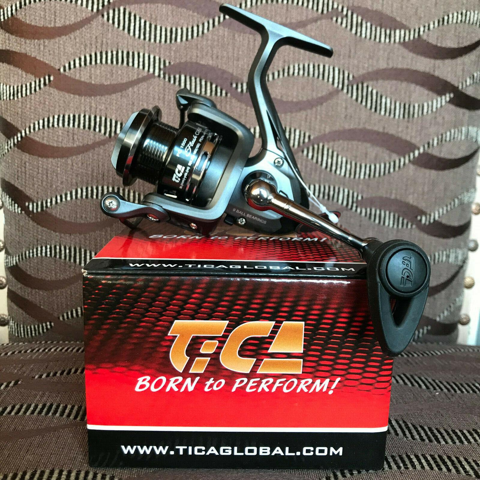 Tica Flash CAST fc1500 spinnrolle