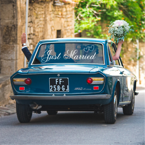 JUST-MARRIED-Car-Sticker-Wedding-Day-Window-Sign-Decoration-Decal