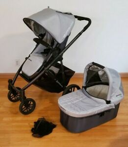 UPPAbaby Vista Stroller and Bassinet, VERY GOOD condition ...