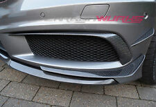 Mercedes Benz A45 AMG Full Carbon Fibre Canards Winglets A Class W176 2014 2015+