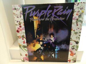 PRINCE AND THE REVOLUTION LP PURPLE RAIN HIT SONGS