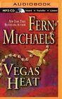 Vegas Heat by Fern Michaels (CD-Audio, 2015)