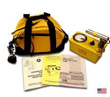 Victoreen 6a Radiation Detector Cdv 700 Geiger Counter Refurb Calibrat Life Warr