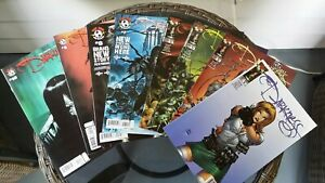 The-Darkness-lobdell-Hester-7-8-9-10-32-33-34-35-lot-of-8-top-cow-comic