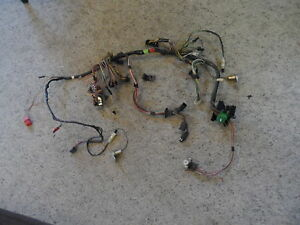 1969 69 mercury cougar dash wiring harness standard non xr. Black Bedroom Furniture Sets. Home Design Ideas