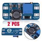 2pcs MT3608 Step Up Power Apply Booster Module DC-DC 2V-24V 2A NEW