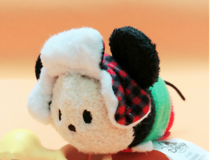New-Disney-Store-Tsum-Tsum-Mini-Christmas-Mickey-Mouse-Plush-Toy-Doll