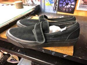 c29087e74682 Vans Slip-On 47 V DX (Anaheim Factory) OG Black Suede US 10.5 Men s ...