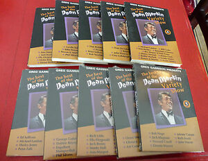 Best-of-the-Dean-Martin-Variety-Show-Vol-1-9-Special-Edition-Lot-Half-Sealed