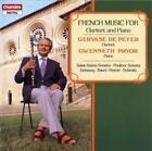 Französ.Musik Für Klarinette Und.Klavier von PEYER,Pryor (1989)