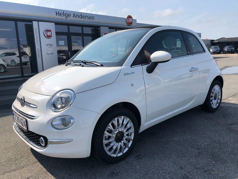 Fiat 500C 1,0 Dolce Vita 2d - 174.900 kr.
