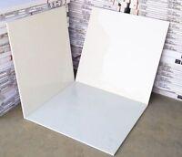 White Tiles Premium Nano Polished High Gloss Porcelain Floor Tiles 60 x 60 cm