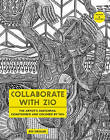 Collaborate with Zio: The Artist's Sketchpad, Coauthored and Colored by You by Zio Ziegler (Paperback, 2016)