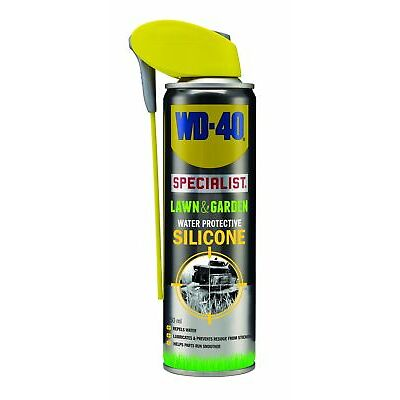 WD-40 44315 Specialist Lawn And Garden Water Protective Silicone 250ml