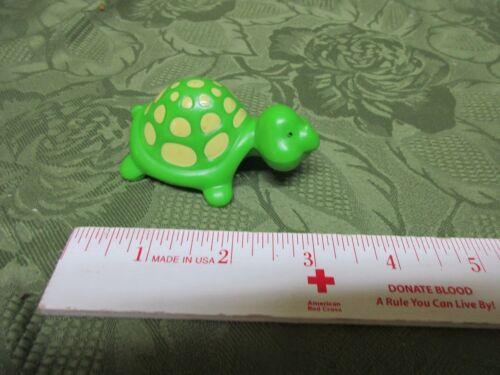 Vintage Strawberry Shortcake Pet American Greeting card Tea Time Turtle crawling